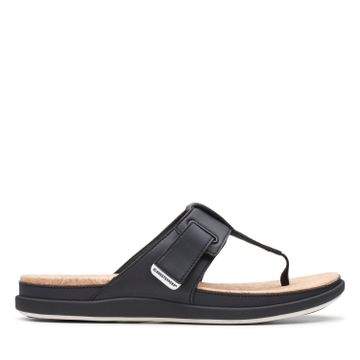 Clarks | STEP JUNE REEF BLACK CASUAL