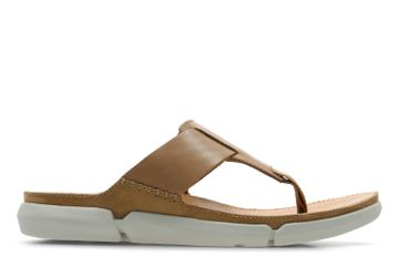 Clarks | TRISAND POST LIGHT TAN LEA