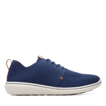 Clarks | STEP URBAN MIX NAVY CASUAL LACE UP
