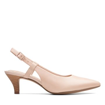 Clarks | LINVALE LOOP BLUSH LEATHER