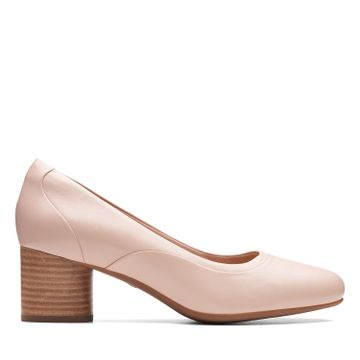 Clarks | UN COSMO STEP BLUSH LEATHER