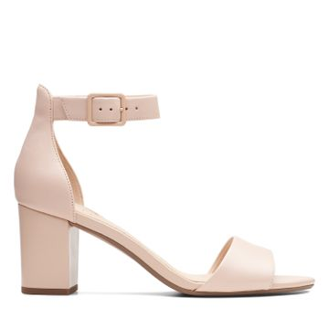 Clarks | DEVA MAE BLUSH LEATHER