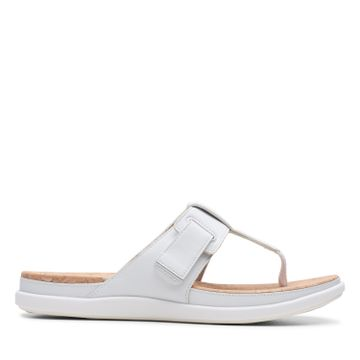 Clarks | STEP JUNE REEF WHITE CASUAL
