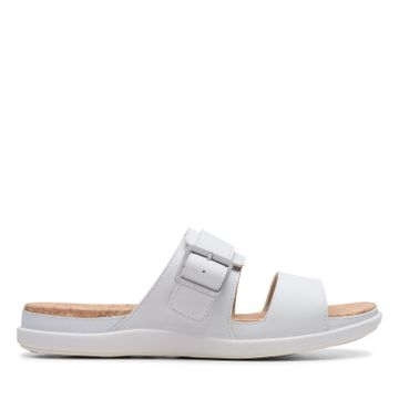 Clarks | STEP JUNE TIDE WHITE