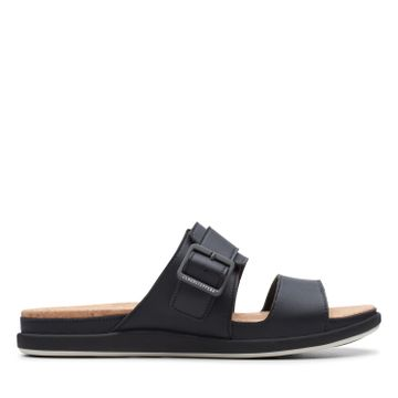 Clarks | STEP JUNE TIDE BLACK CASUAL