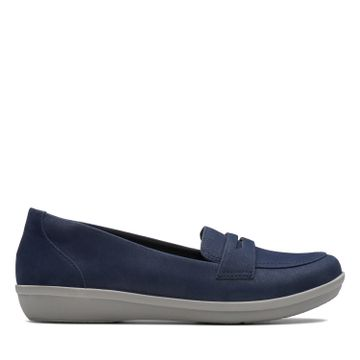 Clarks | AYLA FORM NAVY CASUAL