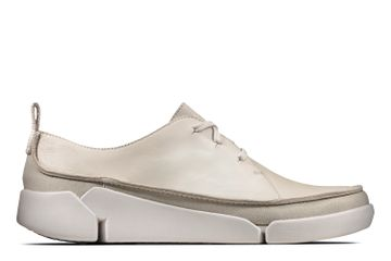 Clarks | TRI CLARA WHITE LEATHER
