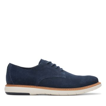 Clarks | DRAPER LACE NAVY SUEDE