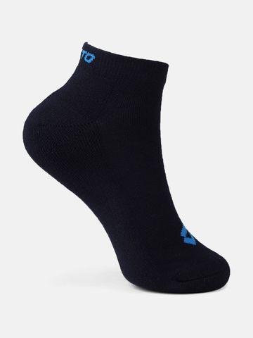 Lotto | Men Ankle Length Singlet II Basic Black Socks