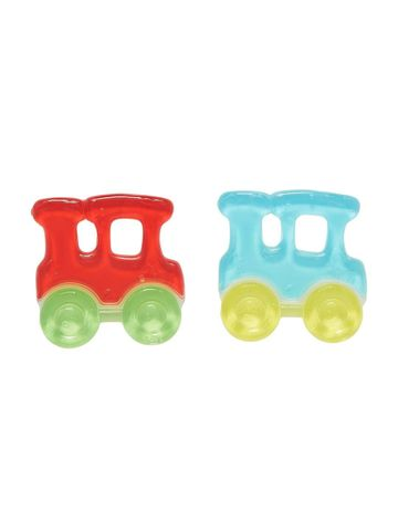 Mothercare | Red and Blue Car Teether - Set of 2