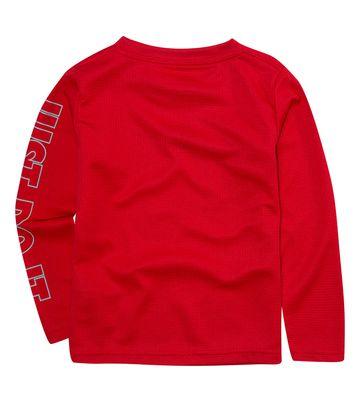 Nike | University Red/Wolf GrayNike Dri-FIT JDI Thermal Long Sleeve T-Shirt