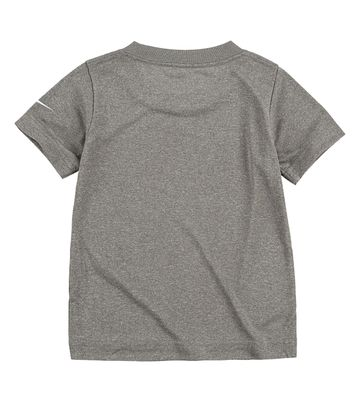 Nike   Dk Grey HeatherNike Dri-FIT Knit Logo T-Shirt