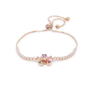 globus | Globus Gold and Multi Friendship Bracelet