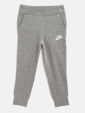 Nike | White Nike Sportswear Fleece Joggers