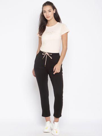 METTLE   Women BLACK Trackpants