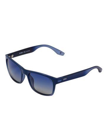 ENRICO | ENRICO Blueberry UV Protected & Polarized Sunglasses for Men ( Lens - Blue | Frame - Blue)