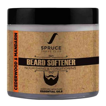 Spruce Shave Club | Spruce Shave Club Beard Softener | Natural Beard Cream | Cedarwood & Mandarin