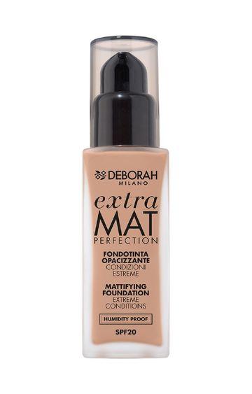 Deborah Milano   Extra Mat Perfection Foundation - 4 Apricot