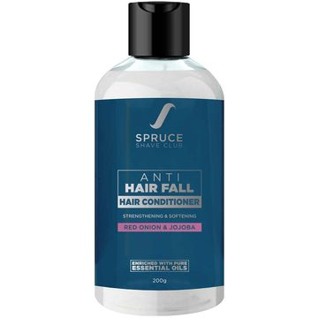 Spruce Shave Club   Spruce Shave Club Red Onion & Jojoba Hair Conditioner For Hair Fall Control   No Parabens, Sulfates, Artificial Fragrance