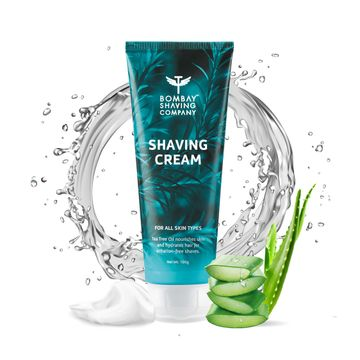 Bombay Shaving Company |  Shaving Cream 100 g