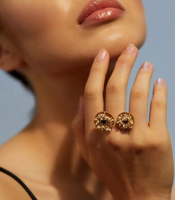 ZARIIN | Double Joy Ring