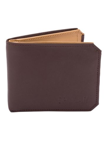 Spykar | Spykar Leather Brown Wallets
