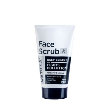 Ustraa | Face Scrub - Anti Pollution 100gm