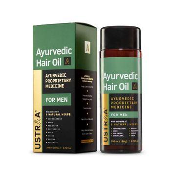 Ustraa | Ayurvedic hair oil
