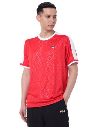 FILA   Red T-Shirts