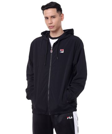 FILA   Black Activewear Jackets
