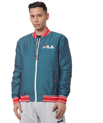 FILA | Blue Activewear Jackets