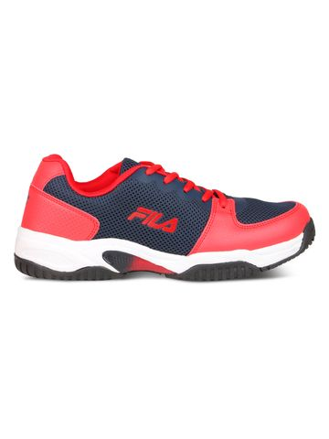 FILA   Red Indoor Sports Shoes