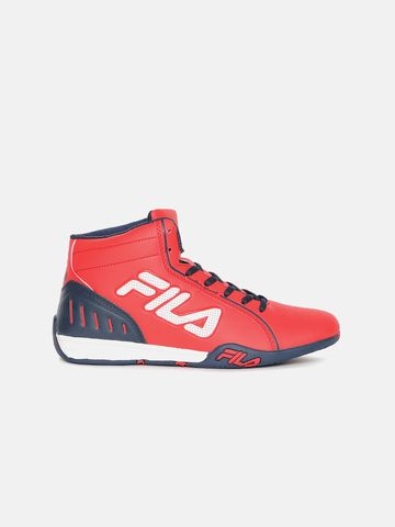 FILA | Red Casual Lace-ups