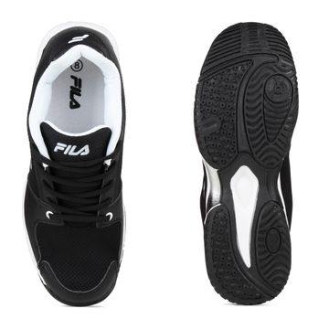 FILA   Black Indoor Sports Shoes