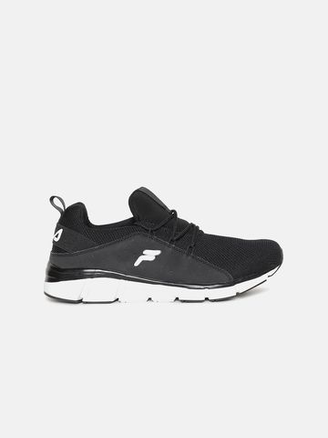 FILA | Black Outdoor Sports Shoes