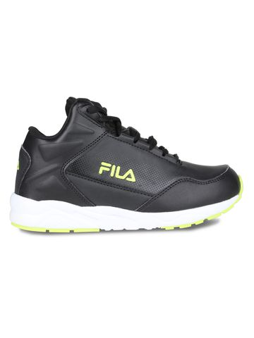 FILA | Black Casual Lace-ups