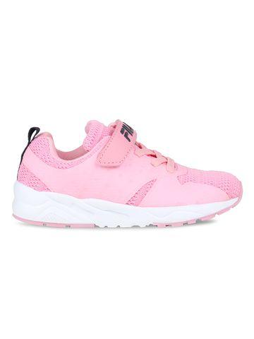 FILA   Pink Casual Lace-ups