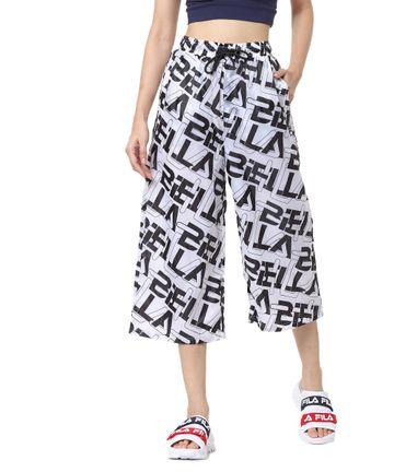 FILA | White Trackpants