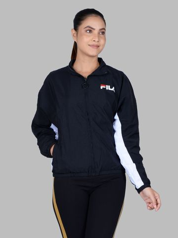 FILA | Black Activewear Jackets