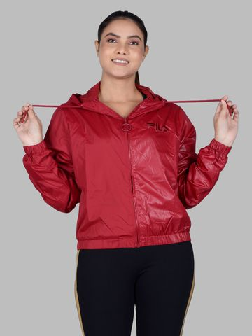 FILA | Red Activewear Jackets