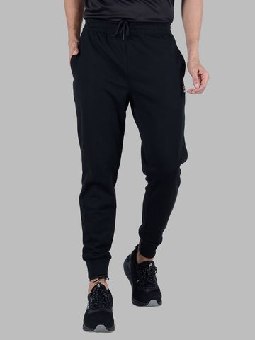 FILA | Black Trackpants