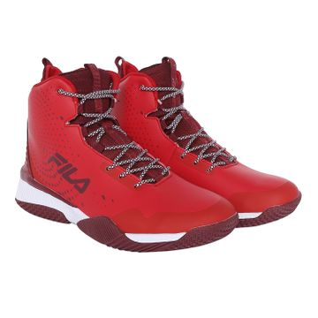 FILA | Red Indoor Sports Shoes