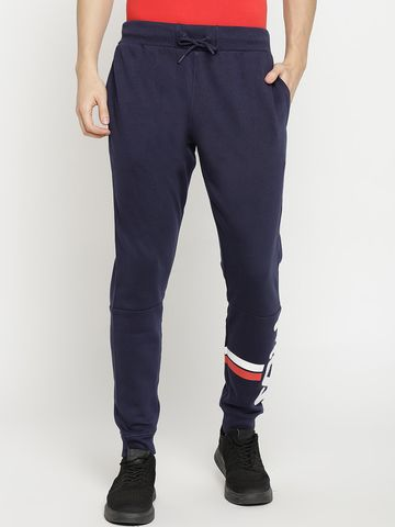 FILA | Blue Trackpants