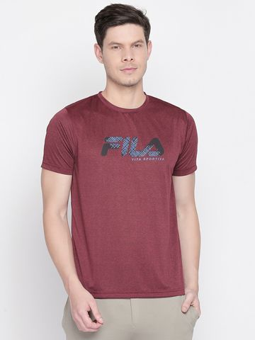 FILA | Red T-Shirts
