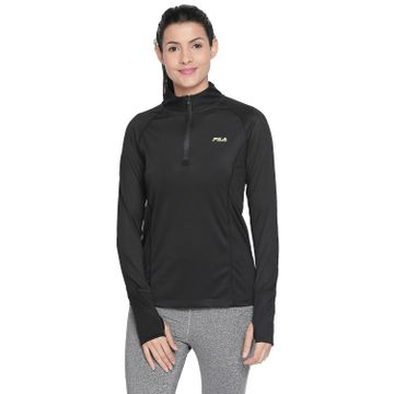 FILA | Black Activewear Tops