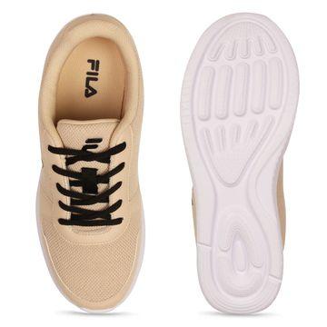 FILA | Beige Running Shoes