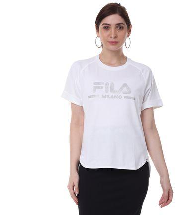 FILA | White T-Shirts