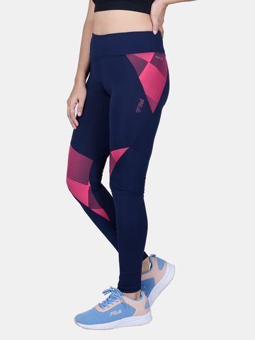 FILA | Blue Leggings