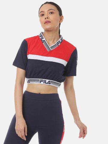 FILA | Blue T-Shirts