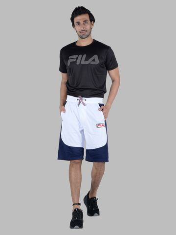 FILA | White Shorts